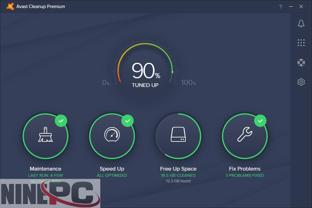 Avast Antivirus Screenshot